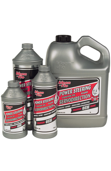 Kleen-Flo | Products - Functional Fluids / Power Steering