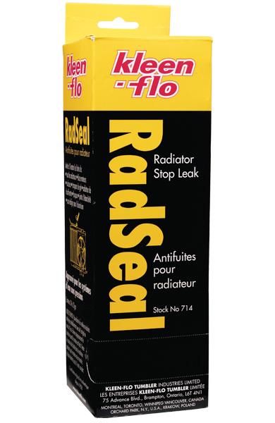 Kleen-Flo | Products - Rad Seal Radiator Stop Leak