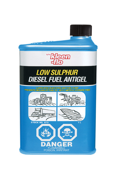 on Diesel Fuel Additives For Winter