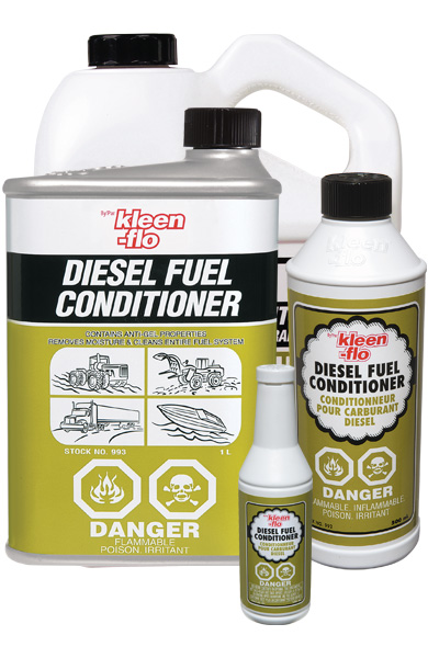 Kleen-Flo | Products - Diesel Fuel Conditioner